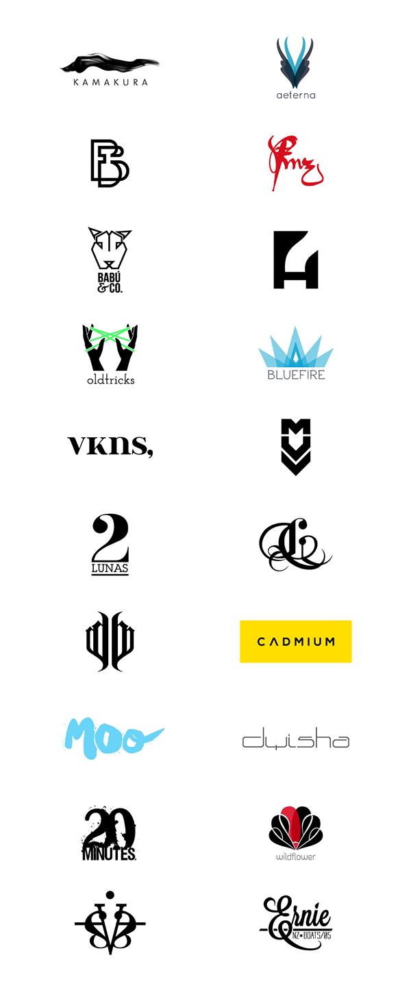 Diseño de logos, logotipos, isotipos, marcas e imagen gráfica de Laranoia