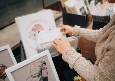 Ilustración y otros regalos creativos en Zaragoza