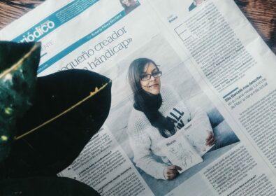Entrevista para El Periódico de Aragón